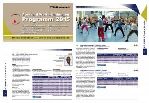 Weiterbildungsprogramm DTB